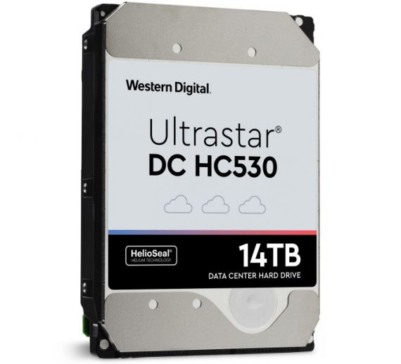western digital hgst UltrastarDC HC530
